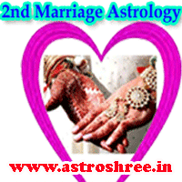 Need of second Marriage, 2nd marriage possibilities as per horoscope, Problems in second marriage, What to do to open the way of second marriage, Best astrology solutions for 2nd marriage.