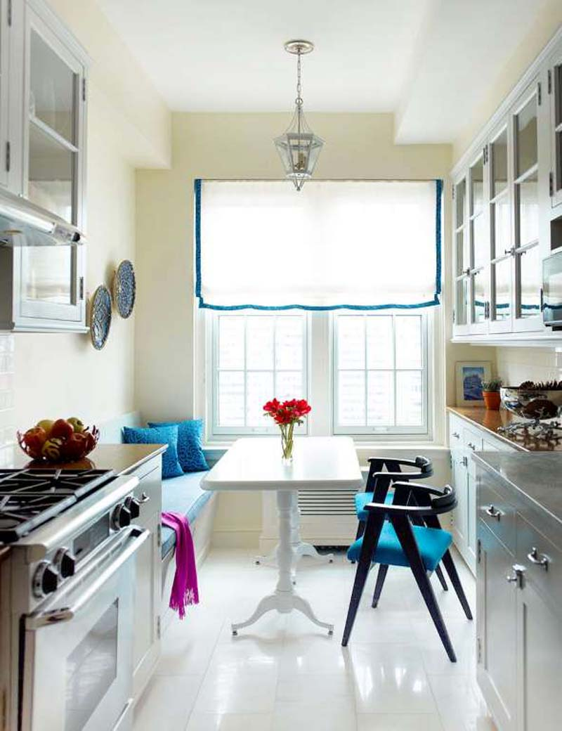 12 Kitchen Curtain Ideas That'll Keep Your Space Pretty and Bright
