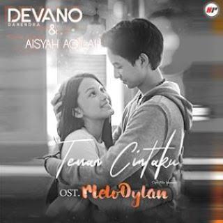 Devano Danendra - Teman Cintaku Feat. Aisyah Aqilah Mp3