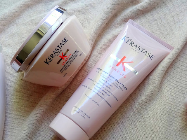 Kerastase Genesis Haircare | Review, Photos