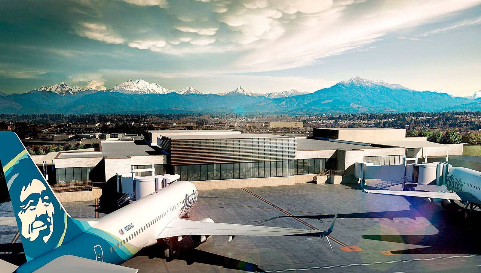 Alaska Airlines unveils 13 daily departures to 8 destinations from ...