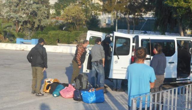 Τι βρήκε το Λιμενικό σε ξένες ΜΚΟ στη Μυτιλήνη;