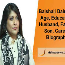 Baishali Dalmiya: Age, Education, Family, Son, Husband, Biography