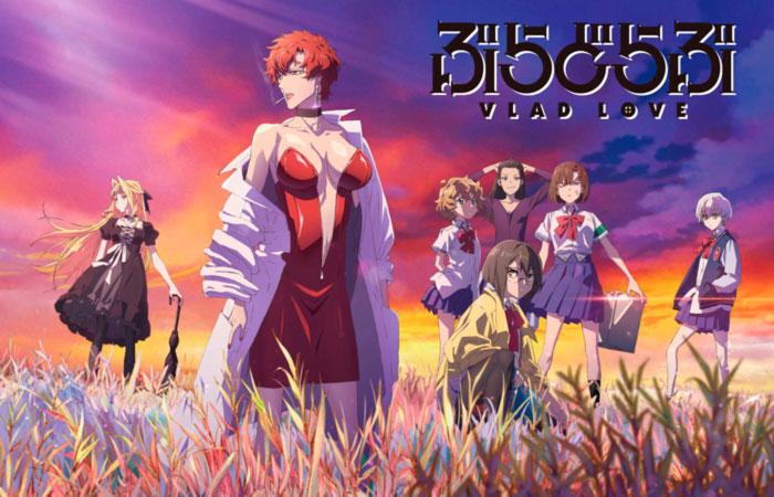 Vladlove anime (Mamoru Oshii) - poster