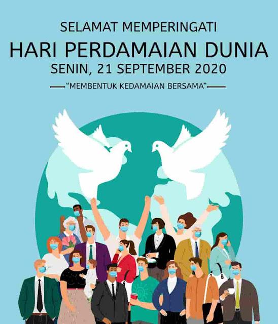 hari perdamaian dunia 2020
