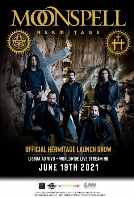 moonspell live hermitage