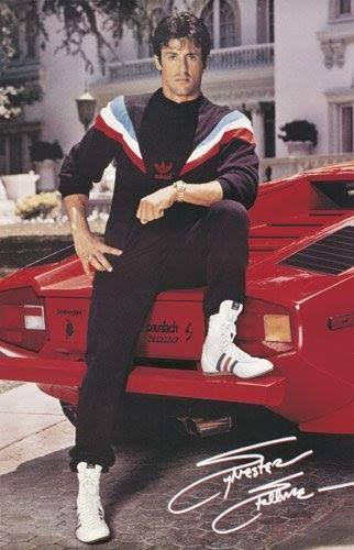 accogliente fresco ab394 a2e04 Cine-coatto del giorno: Sylvester Stallone in Rocky IV nel ...