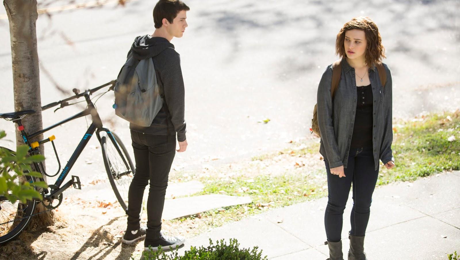 13 Reasons Why, Season 2, Dylan Minnette, Katherine Langford, Clay Jensen, TV Series