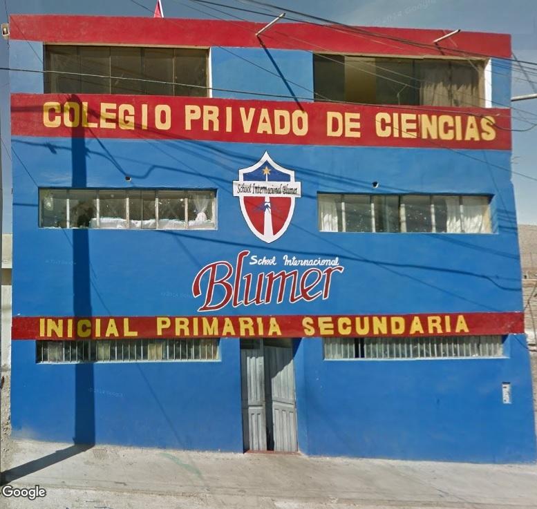 Colegio SCHOOL INTERNACIONAL BLUMER - Jacobo Hunter