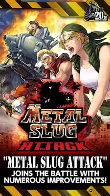 Free Download Game Metal Slug Attack MOD Apk v2.15.0 terbaru for android