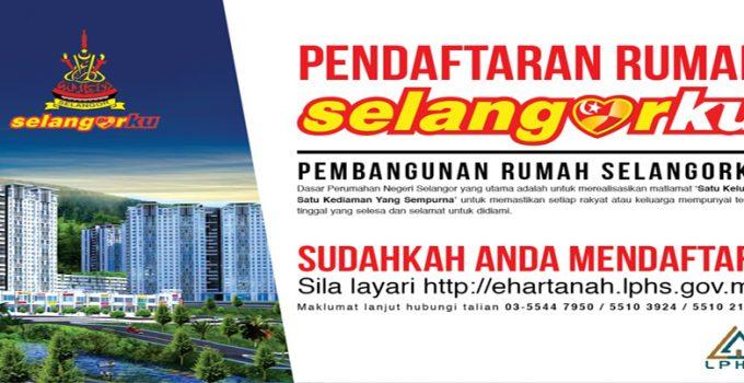 Rumah Selangorku : Semak Status Pendaftaran dan Permohonan Rumah Selangorku Secara online