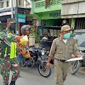 TNI-Polri Bersama Pemkab Samosir Gelar Operasi Yustisi di Pangururan
