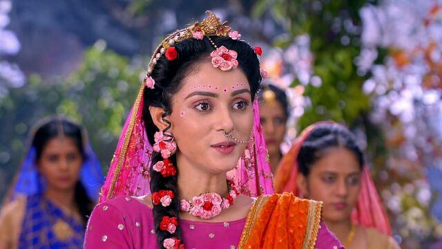 Radha Krishn: Krishna - Arjun Gatha 08 November Episode