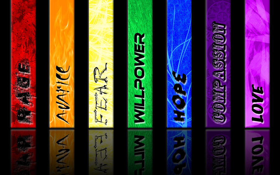 Emotional Electromagnetic Spectrum (Item) (DC Comics ...