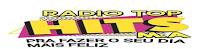 Web Rádio Top Hits MA de Água Doce do Maranhão MA