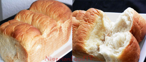 popular Nigerian  bread