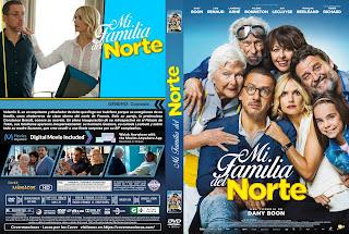 CARATULAMI FAMILIA DEL NORTE - LA CH'TITE FAMILLE - 2018