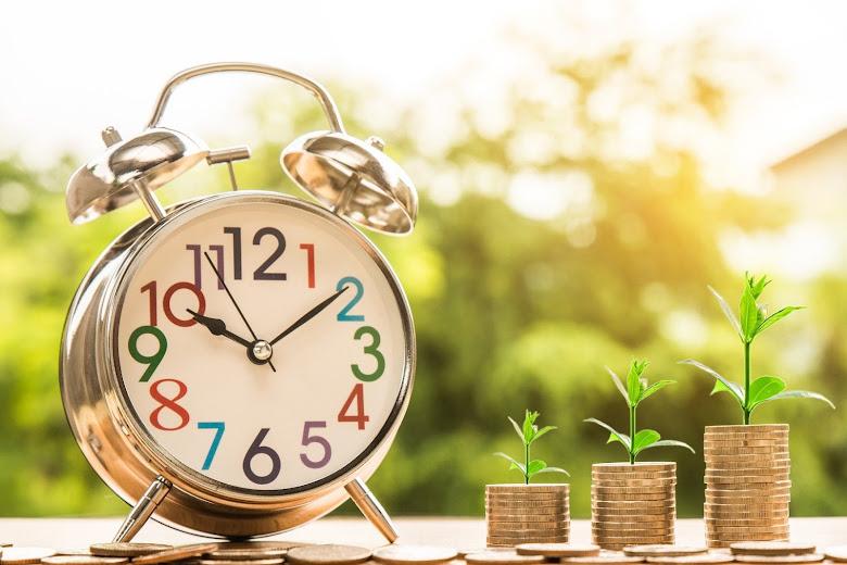 時間複利投資成長