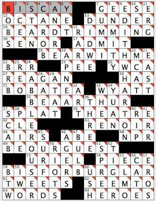 Rex Parker Does The Nyt Crossword Puzzle 2018