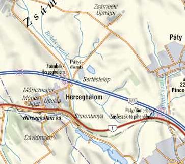 herceghalom térkép Herczeghalma: Herceghalom a Budai hegység térképén herceghalom térkép