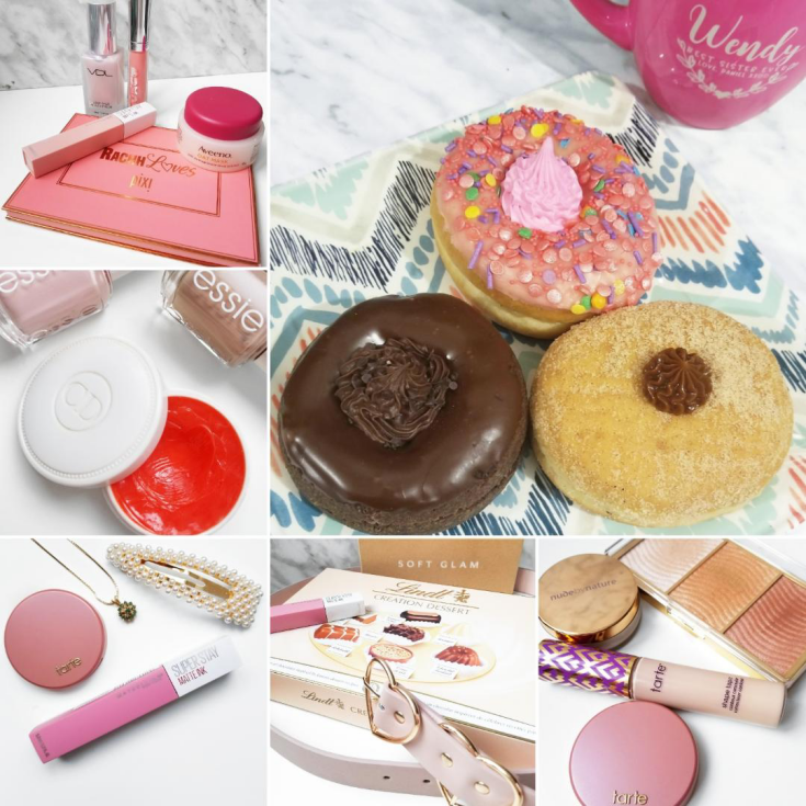 bblogger, bbloggers, bbloggerca, bbloggersca, canadian beauty bloggers, beauty blog, lifestyle blogger, instamonth, instagram roundup, monthly favorites, tim hortons, dream donuts, dior, abricot cream, torrid, heart belt, nail cream, abricot creme