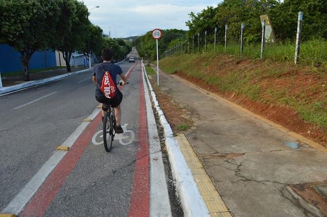 Prefeitura vai implementar 15km de ciclovias na zona norte