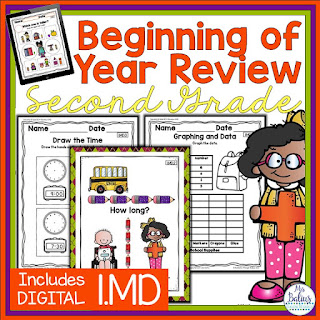 Grab this beginning of the year resource for standard I.MD.