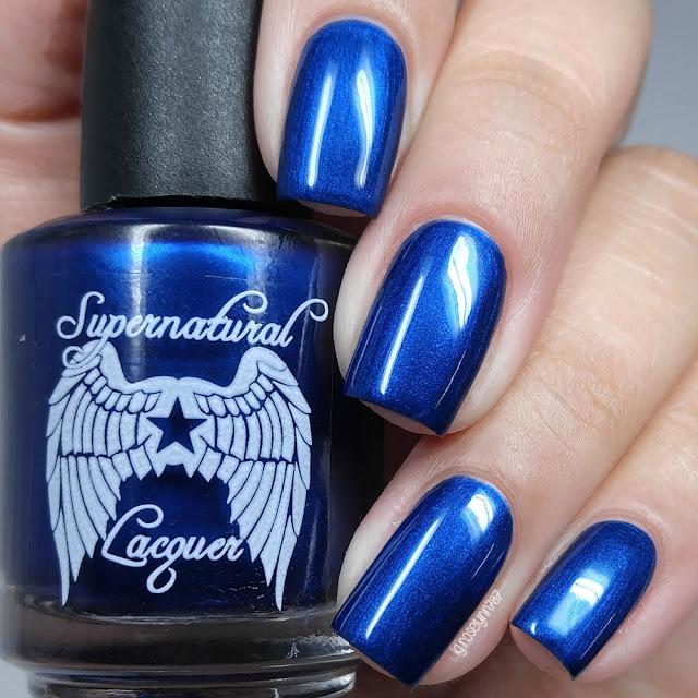 Supernatural Lacquer - Amulet