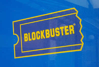 Blockbuster Video in Fallowfield, Manchester