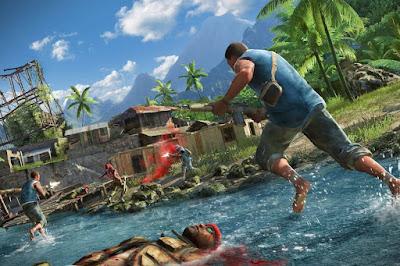 لعبة Far Cry 3 للكمبيوتر كاملة بحجم صغير