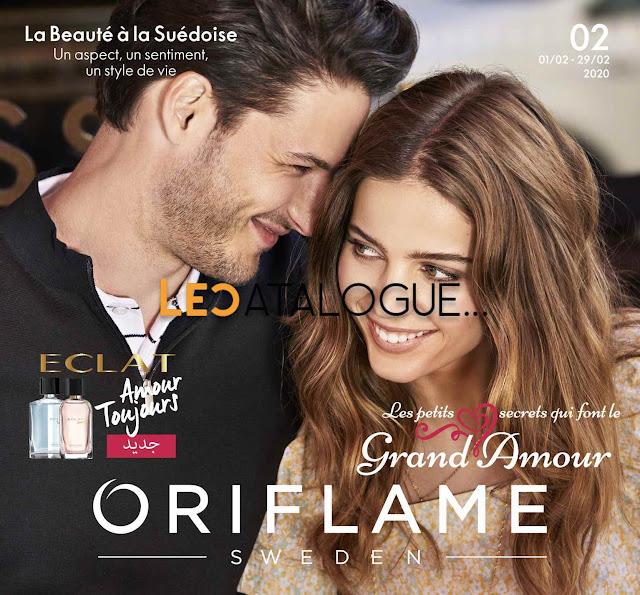 catalogue oriflame maroc janvier c01 - 2020