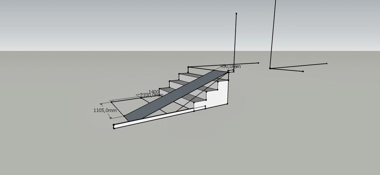escadas adaptadas