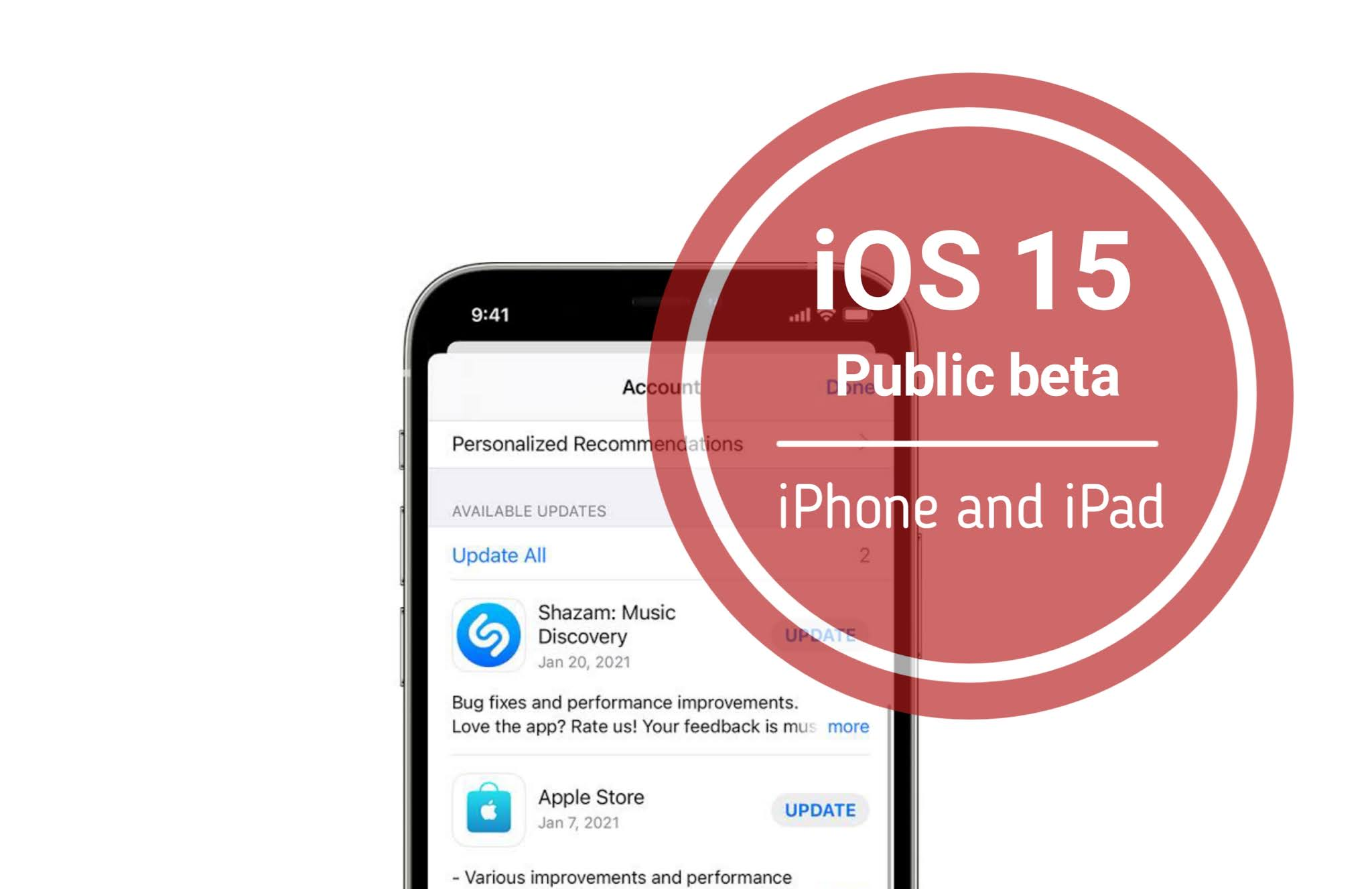 How To Install iOS 15 Public Beta Version On Your iPhone