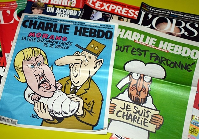 """""""Plutôt Charlie ou Kouachi ?"""" : Plenel, Mélenchon et Ramadan épinglés en une de Charlie Hebdo"""