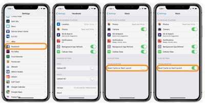 Cara Menghapus cache di iPhone & iPad, Begini caranya