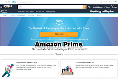 Amazon Prime - Free Movie Streaming Sites No Sign Up