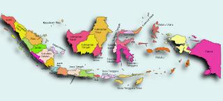 Kuau Hanya ada di Indonesia