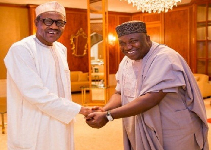 Here's what Enugu Monarch said about Buhari, Ugwuanyi's re-election