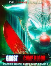 pelicula Fantasma de la Sangre del Campamento (Ghost of Camp Blood) (2018)