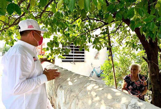 """""""Fortaleceremos el cuidado del medio ambiente para el bienestar de las futuras generaciones"""": Ernesto Sonda"""