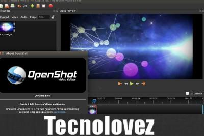 OpenShot Video Editor - Programma di Video Editing gratuito e facile da utilizzare