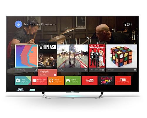 Guia de configuração do Android TV