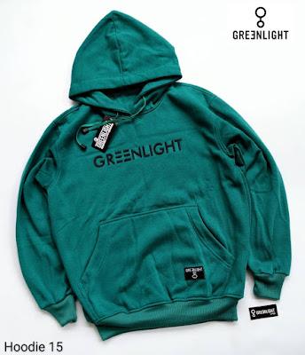 HOODIE GREENLIGHT (H15)