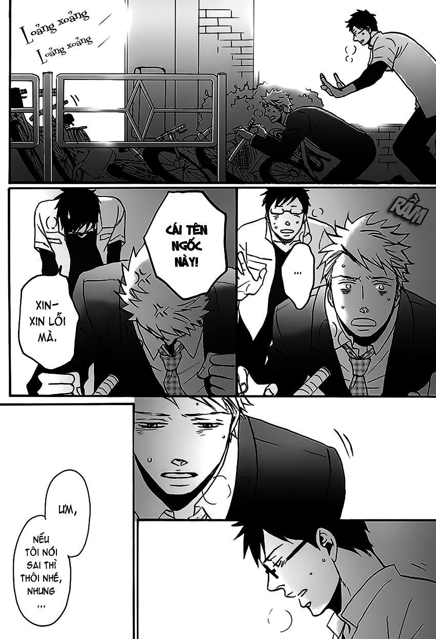 Trang 26 - Dù Thế Nào Em Vẫn Yêu Anh--EXTRA 3--[ShuShi Group] (- Yoneda Kou) - Truyện tranh Gay - Server HostedOnGoogleServerStaging