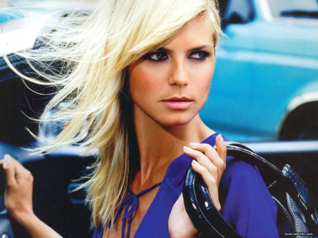 Heidi Klum: [Profile] Victoria's Secret Angels