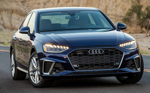 Novo Audi A4 2021