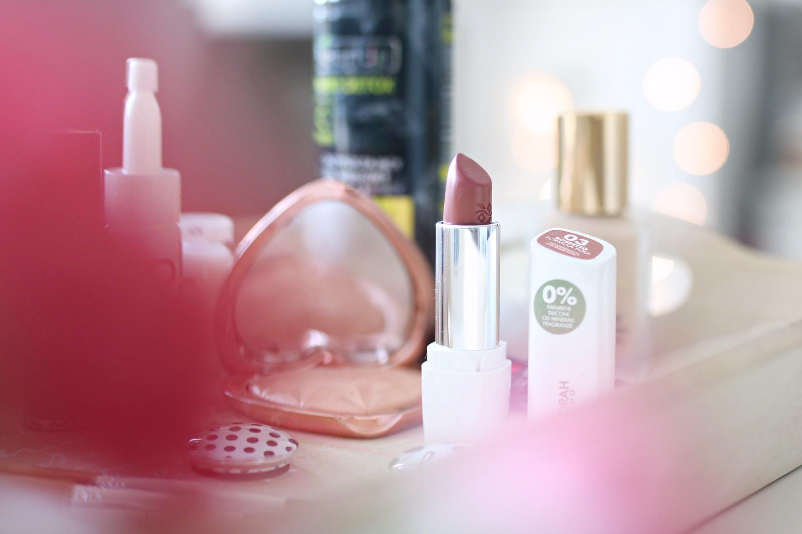Deborah Milano - szminka Rosetto Formula Pura - promocja rossmann