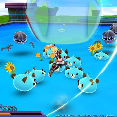 Hyperdimension Neptunia U: Action Unleashed llegará el 21 de marzo a Steam