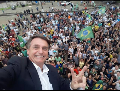 Pesquisa mostra que Bolsonaro será eleito em 2022 e deixa adversários enfurecidos