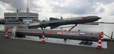 Rudal Anti Kapal P-800 Oniks/Brahmos